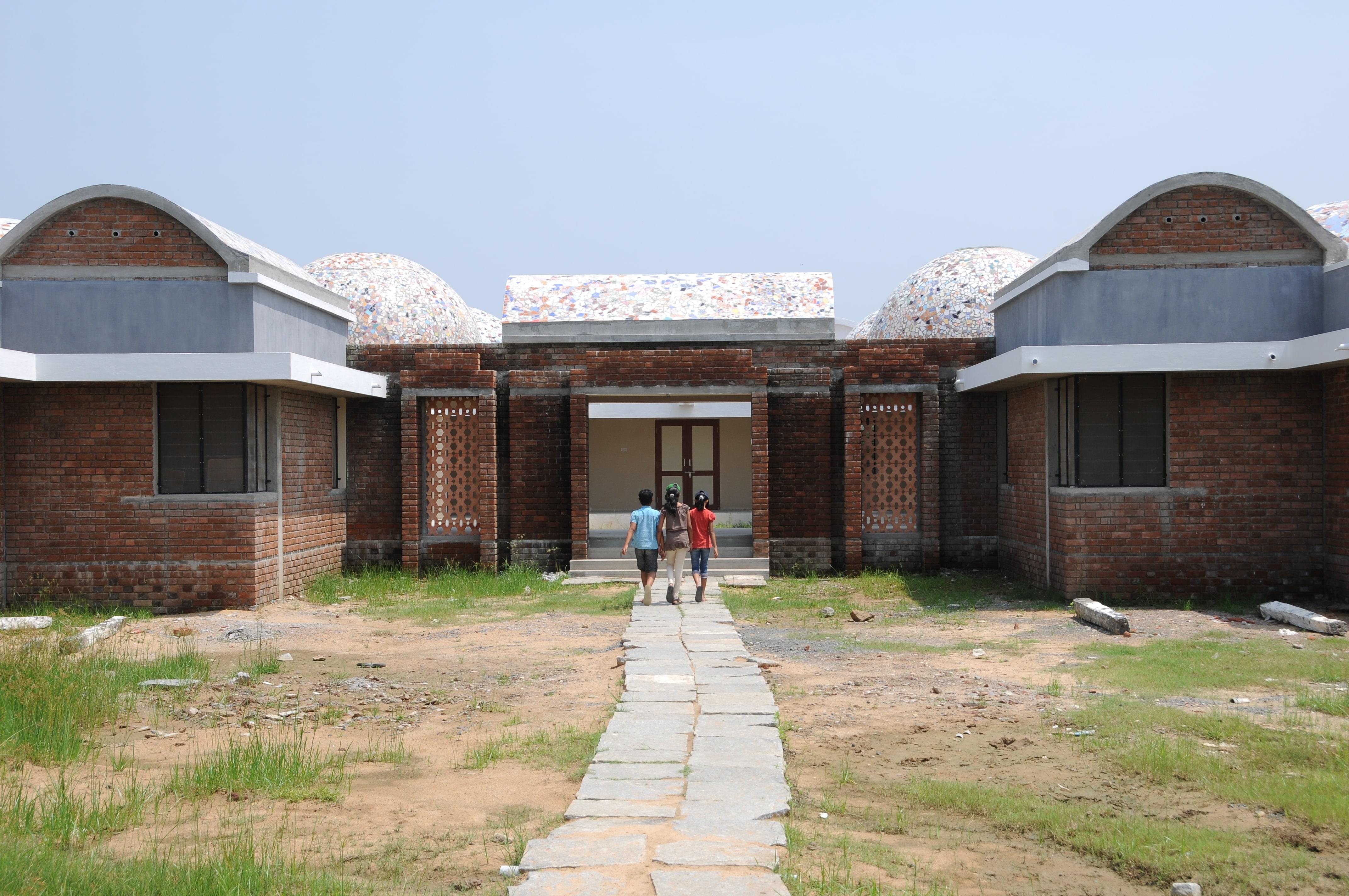 KFI -The School, Thirukazhukundram